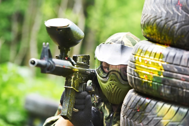 Paintball cos'è